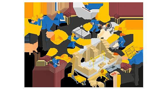 Construction et rénovation suivi de chantier